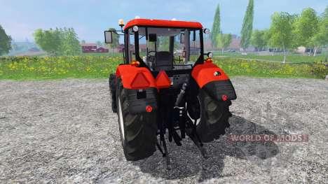 Zetor Forterra 11441 pour Farming Simulator 2015