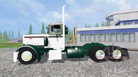 Peterbilt 281 pour Farming Simulator 2015