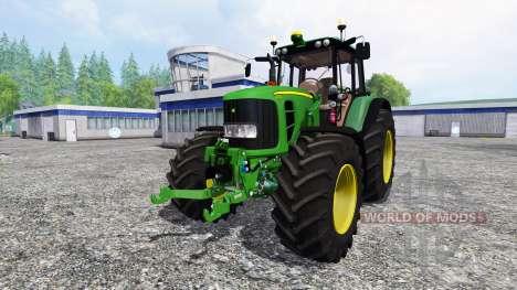 John Deere 6930 für Farming Simulator 2015