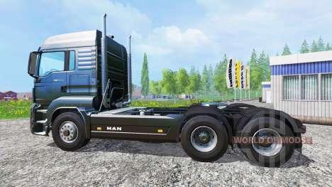 MAN TGS 26.440 für Farming Simulator 2015