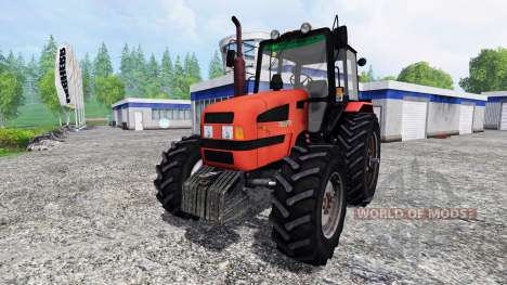 Belarus-1221.3 für Farming Simulator 2015