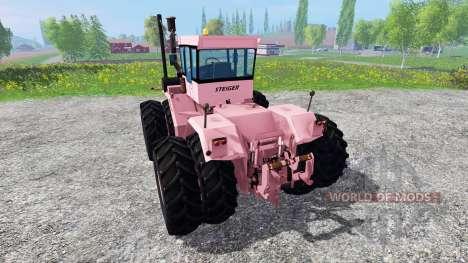 Steiger Panther III PTA 310 für Farming Simulator 2015