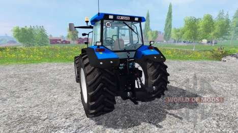 New Holland TM 175 v2.0 für Farming Simulator 2015