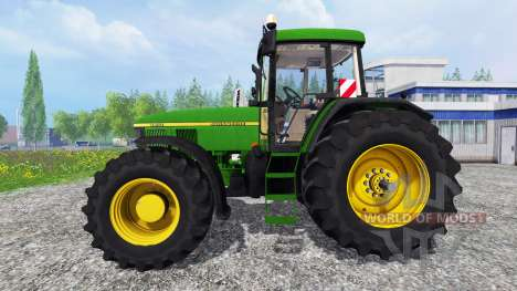 John Deere 7810 FL [washable] v3.0 für Farming Simulator 2015