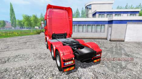 Scania R730 für Farming Simulator 2015