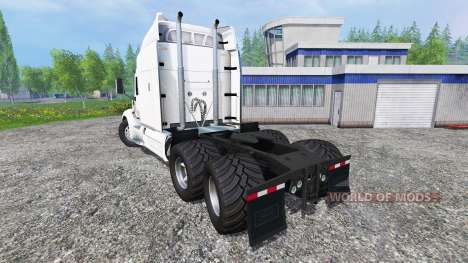 Peterbilt 579 für Farming Simulator 2015