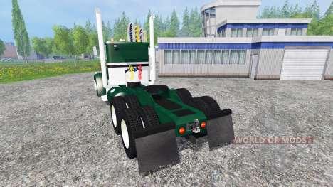 Peterbilt 281 für Farming Simulator 2015