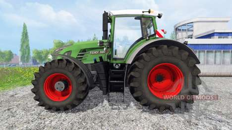 Fendt 939 Vario [wheelshader] für Farming Simulator 2015