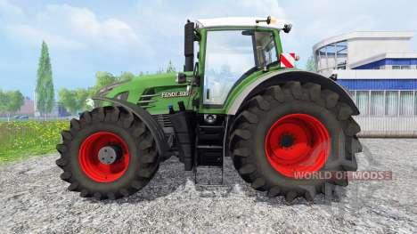Fendt 939 Vario [wheelshader] pour Farming Simulator 2015
