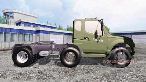 KLCAR ADCHI [multicolor] für Farming Simulator 2015