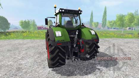 Fendt 1050 Vario [washable] v2.0 pour Farming Simulator 2015