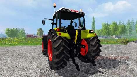 CLAAS Axos 330 v2.0 für Farming Simulator 2015