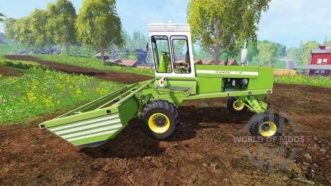 Fortschritt E 302 v1.1 für Farming Simulator 2015