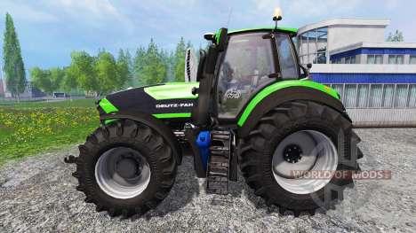 Deutz-Fahr 9340 pour Farming Simulator 2015