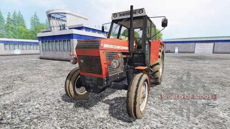Zetor 8111 pour Farming Simulator 2015