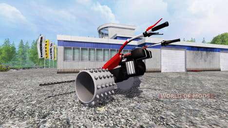 Reform RM8 pour Farming Simulator 2015