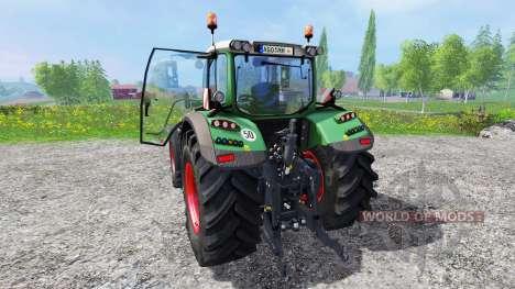 Fendt 722 Vario für Farming Simulator 2015