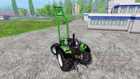Fendt 936 Vario [pack] pour Farming Simulator 2015