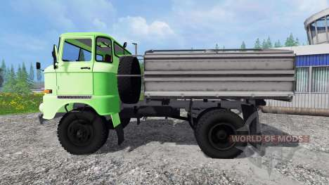 IFA W50 [green] pour Farming Simulator 2015