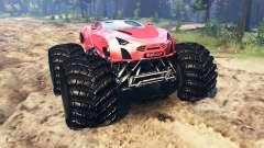 Laraki Epitome [monster truck] für Spin Tires