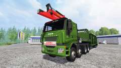 Iveco Stralis [wood chippers] v1.1