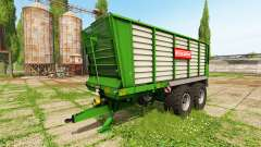BERGMANN HTW 35 pour Farming Simulator 2017