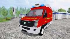 Volkswagen Crafter Feuerwehr Bochum