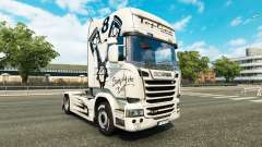 Haut Einfach das Beste auf der Zugmaschine Scania Streamline für Euro Truck Simulator 2