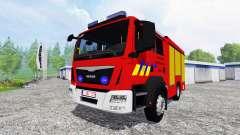 MAN TGM Feuerwehr