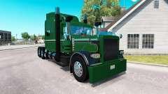 Haut Seidler LKW für das truck-Peterbilt 389 für American Truck Simulator