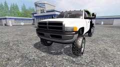 Dodge Ram 2500 [flatbed]