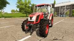 Zetor Proxima Power 120 [pack] pour Farming Simulator 2017