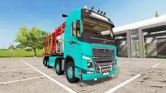 Volvo FH16 750 Forest pour Farming Simulator 2017