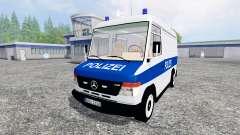 Mercedes-Benz Vario Polizei