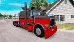 Hot rod de la peau pour le camion Peterbilt 389 pour American Truck Simulator