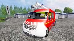 Renault Master VTU