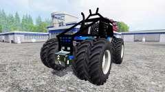 Ford 8340 [forestry] für Farming Simulator 2015