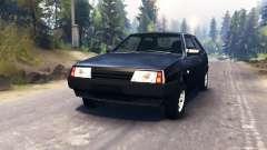 VAZ-2108 pour Spin Tires