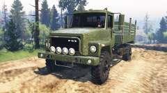 GAZ-3308 Sadko v2.0 für Spin Tires