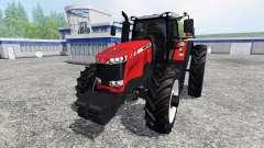 Massey Ferguson 8737 [row crops]