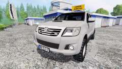 Toyota Hilux [convoi agricole] v2.0
