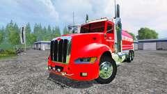 Peterbilt 387 Fire Department