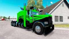 De la peau pour le camion Peterbilt 389 pour American Truck Simulator