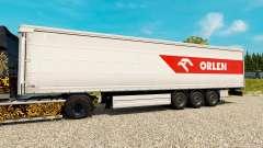 Haut PKN ORLEN für Anhänger für Euro Truck Simulator 2