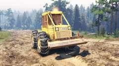 LKT 81 Turbo für Spin Tires