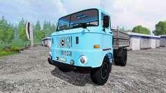 IFA W50 [bleu]