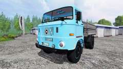 IFA W50 [blau]