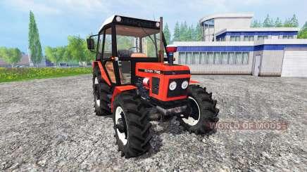 Zetor 7745 [wheelshader] pour Farming Simulator 2015