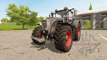 Fendt 936 Vario Black Beauty [pack] für Farming Simulator 2017