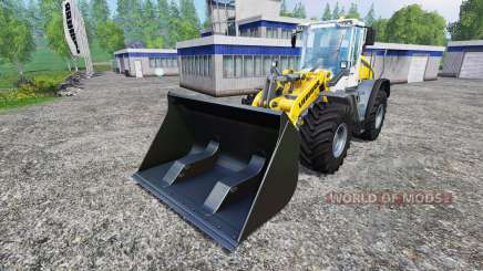Liebherr L538 [yellow] pour Farming Simulator 2015